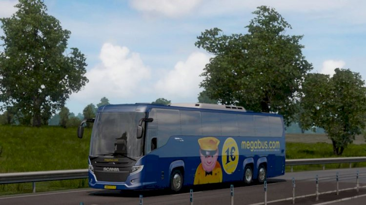 Scania Touring |ETS2|1.39|