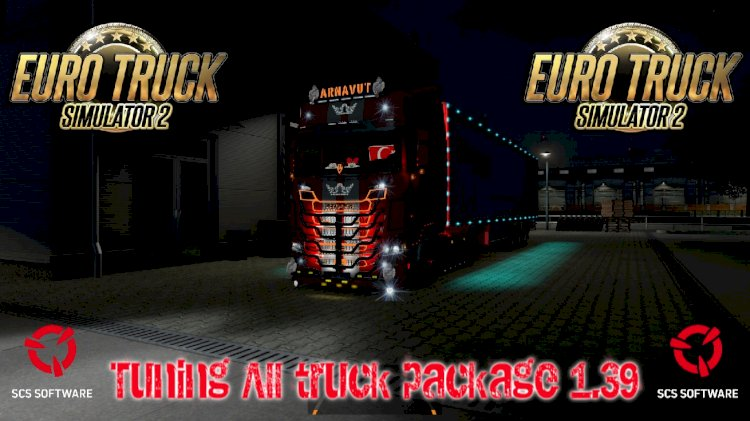 Tuning All truck package 1.39