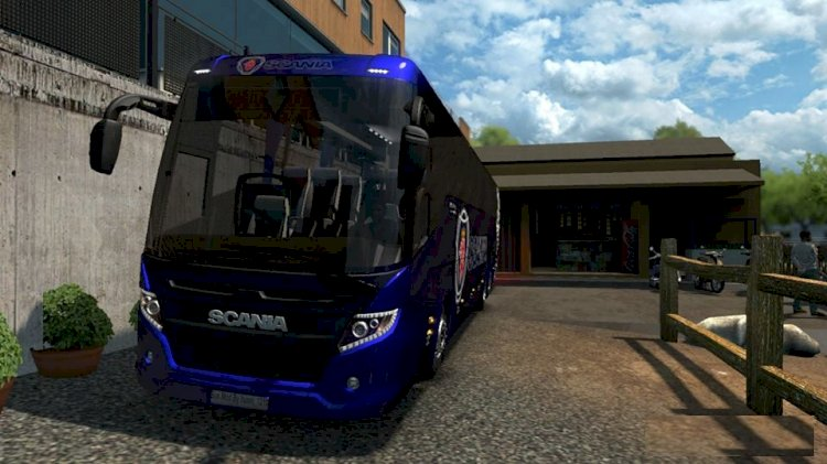 Scania Touring  ETS2 1.39 