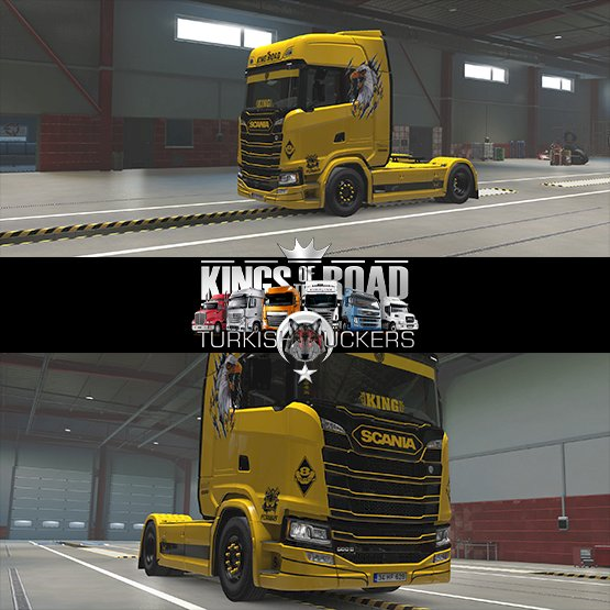Scania S500 King