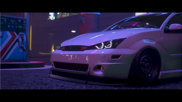 Ford Focus AMG [Addon / Ses]