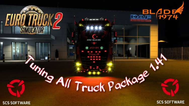Tuning All Truck Package 1.41